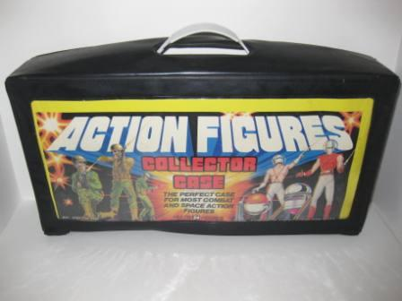 Action Figures Collectors Case (1984) - G.I. Joe